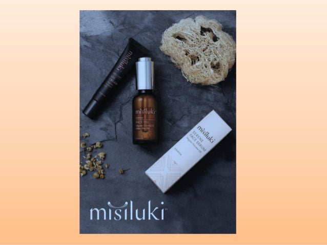 Concept Origin • 2009 Misiluki Skincare Concept was born from a need to have a luxury facial product that used Samoan coco...
