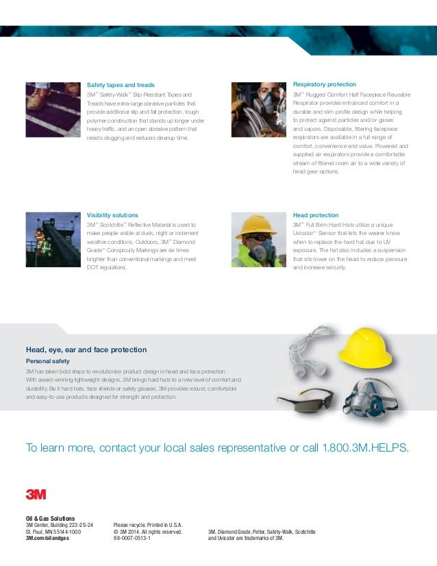 3M Oil & Gas Solutions