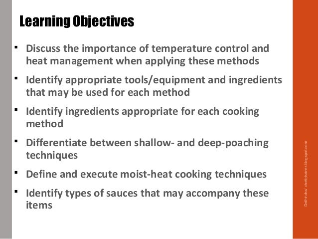 methods of heating cooking In heating liquids or gases  dry-heat cooking methods are  some cooking methods use dry-heat and moist-heat cooking techniques the 2 principal methods.