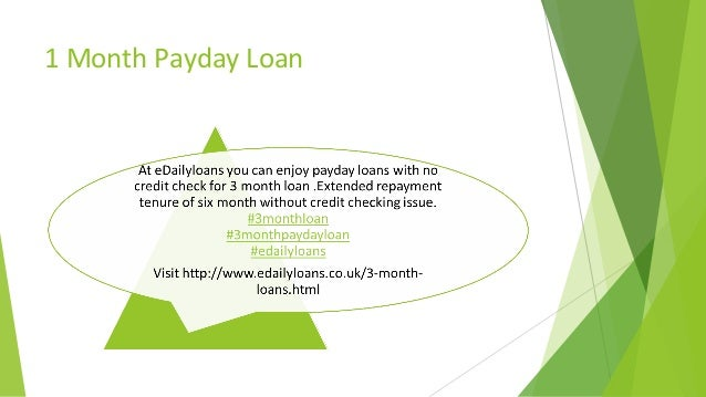 3 month payday loans - 2