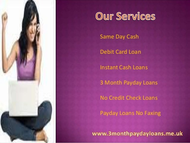 Get Fast Cash against Next Paycheque with No Fax Hurdle Slide 3