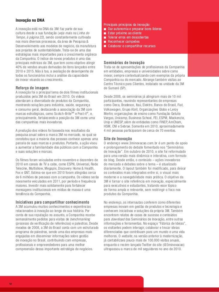 Relatorio anual de sustentabilidade