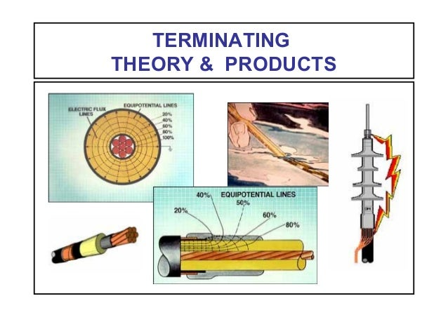 TERMINATING THEORY & PRODUCTS