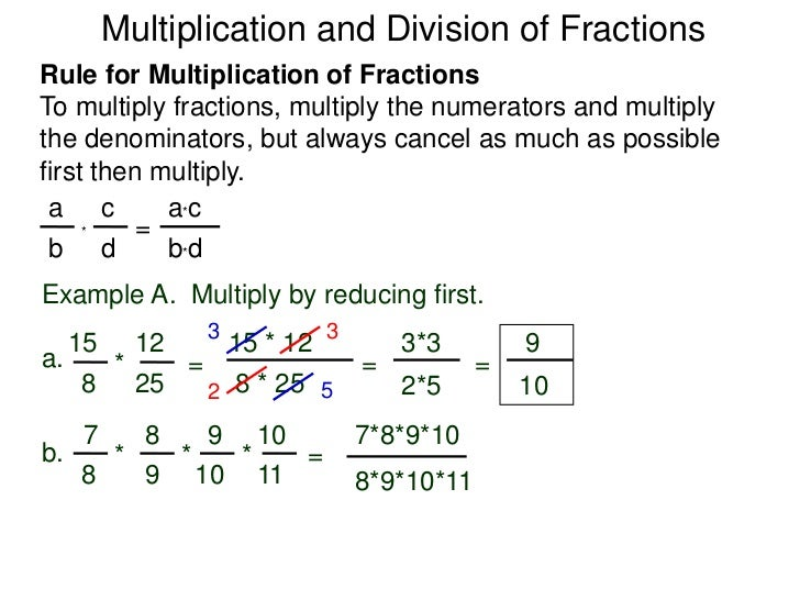 123a-1-f3 multiplication and division of fractions