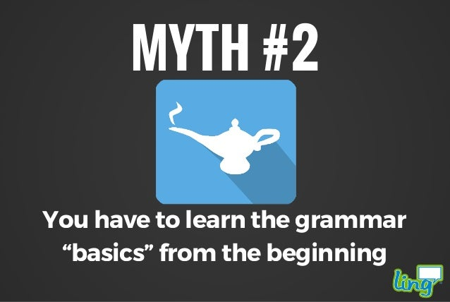and reviewing the grammar from time to time.
