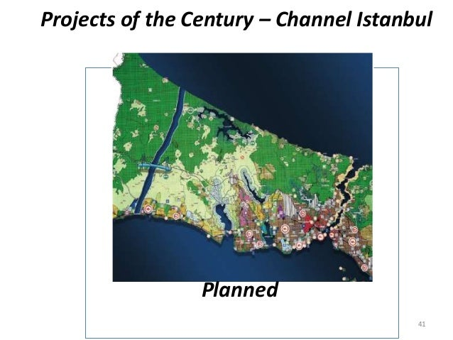 Projects of the Century – Channel Istanbul Planned 41