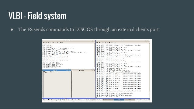 DISCOS: A common control software for the SRT and the other italian r…