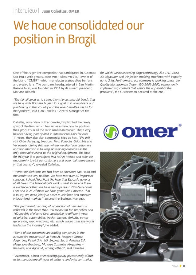 Exportar Foundation Magazine #3 - English version