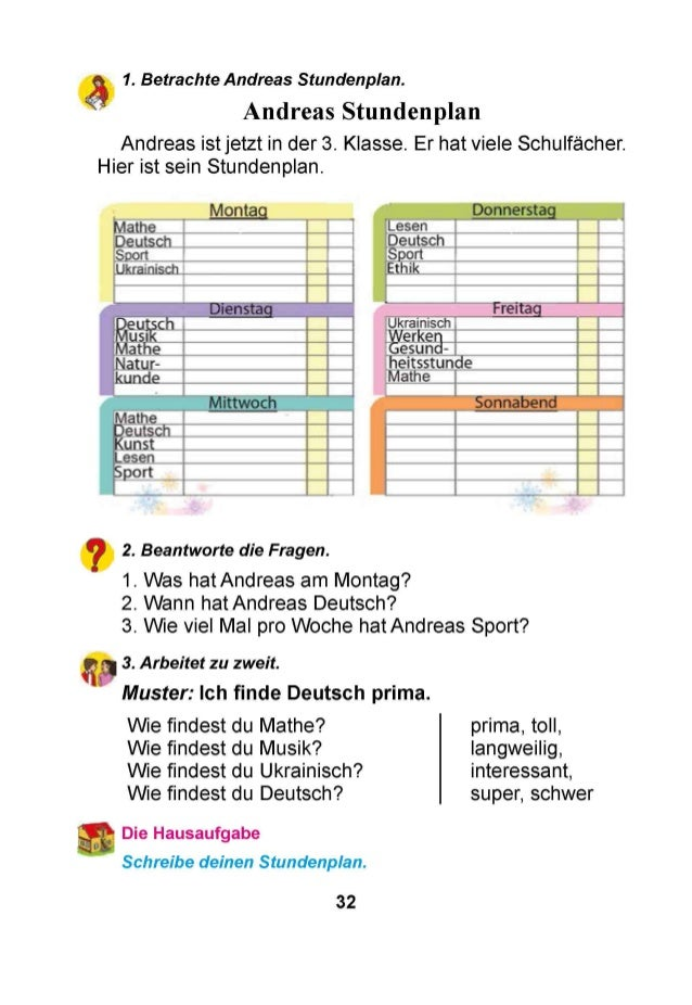 arbeitsblatt vorschule 187 deutsch 3 klasse satzzeichen