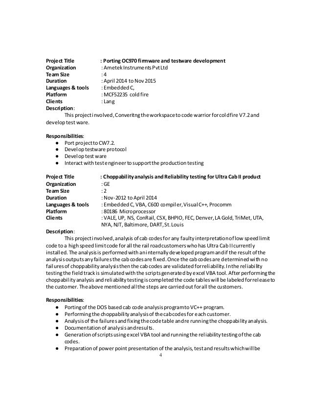 Career Objective For Resume In Computer Science. Software Engineer