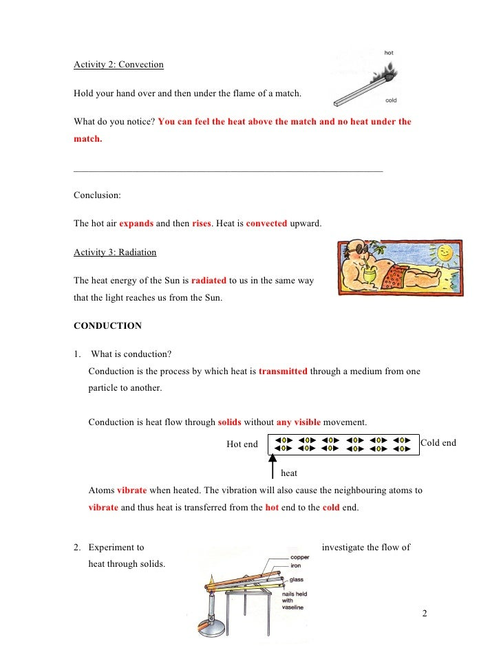 Collection of Methods Of Heat Transfer Worksheet Sharebrowse – Heat Transfer Worksheet