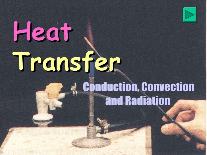 3 nt coduction, convection and radiation