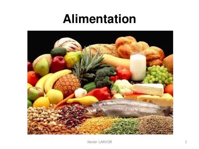 Alimentation Xavier LARVOR 1