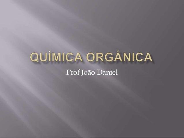 Prof João Daniel