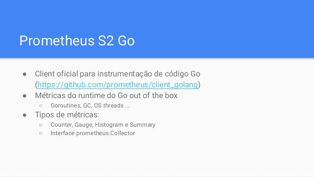 Demo https://github.com/andrestc/demo-go-instrument