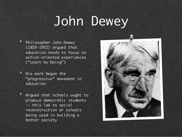 john dewey on democracy essay Of democracy2 deliberative democrat jürgen habermas invokes john dewey's argument that genuine democratic choice cannot be realized by majority voting alone, but must also be complemented by deliberation—or in dewey's words, prior.