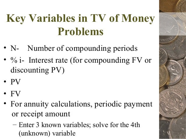 solution for time value of money Solutions to time value of money practice problems prepared by pamela peterson drake 1 what is the balance in an account at the end of 10 years if $2,500 is deposited today and the account earns 4% interest.