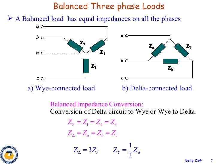 3phase circuits