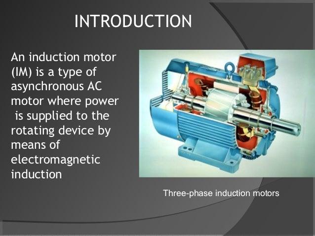 Wiring diagram for slip ring motor shunt motor diagram for Three phase induction motor pdf