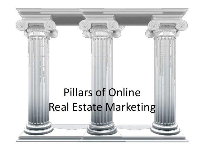 Pillars of Online Real Estate Marketing