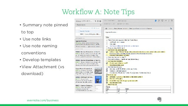 Effortless Teamwork: Using Evernote for Seamless Workflows - Stacey H…