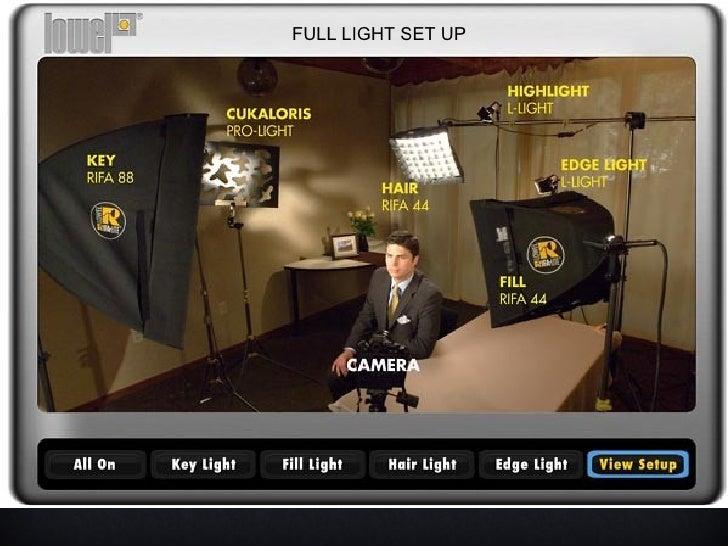 ONLY THE EDGE LIGHT ON; 8.  sc 1 st  SlideShare & 3 point lighting new powerpoint azcodes.com