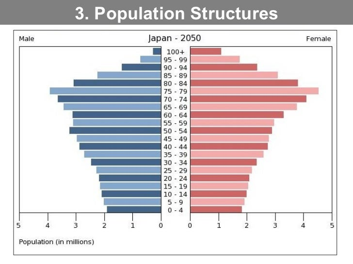 3. Population Structures