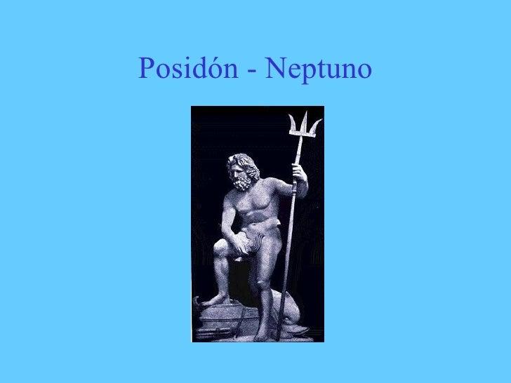 Posidón - Neptuno