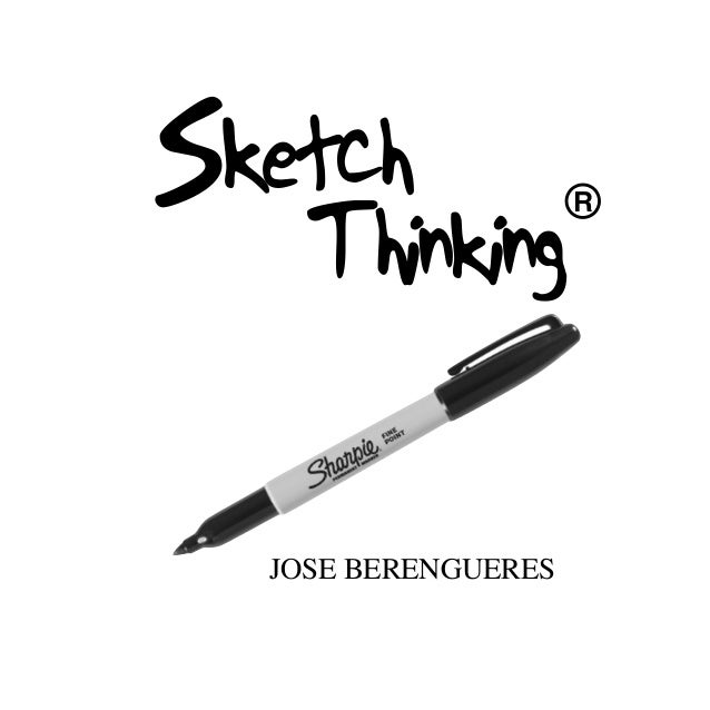 R JOSE BERENGUERES ketchS Thinking