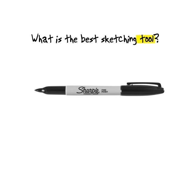 What Is The Best Sketching Tool