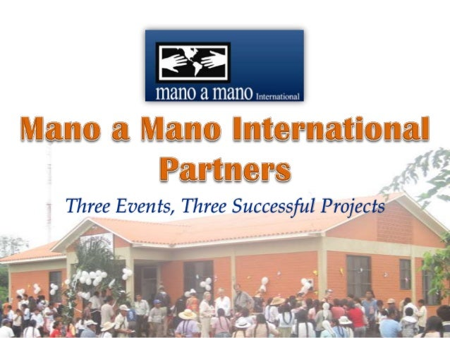 Three Events, Three Successful Projects