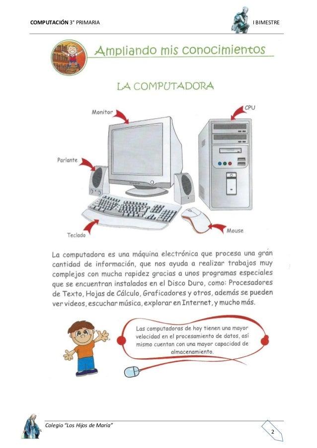 computacion primaria basica 3 Slide 2