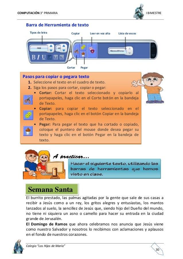 computacion primaria basica 3