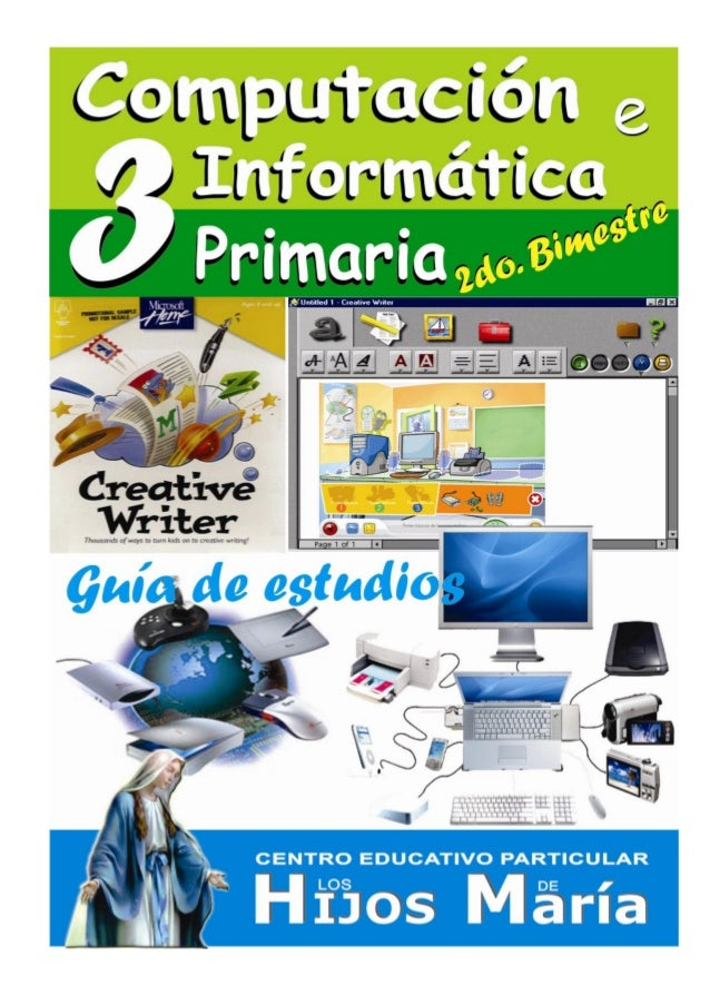 """COMPUTACIÓN 3° PRIMARIA II BIMESTRE Colegio """"Los Hijos de María"""" 2 LOS DISPOSITIVOS PERIFERICOS Periferia es el perímetro ..."""