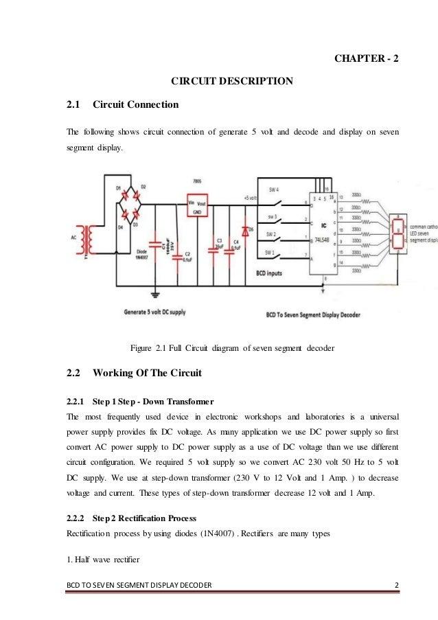 cathode seven segment display 5  led