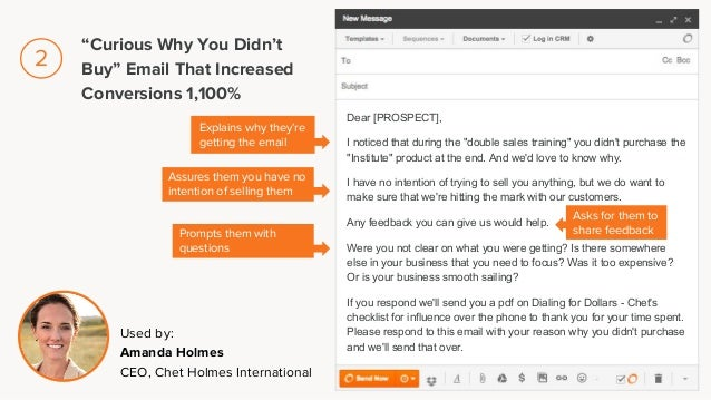 Proven Sales Email Templates Used By Successful Companies - Buy email templates