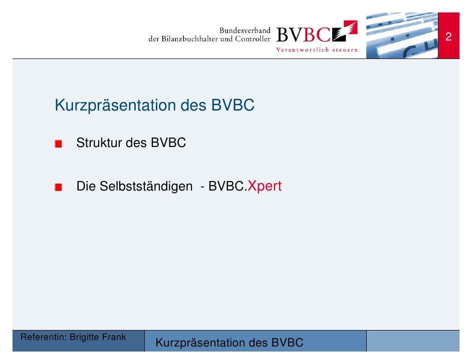 BVBC xpert Slide 2