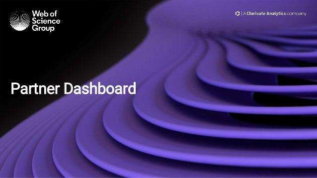 Partner Dashboard