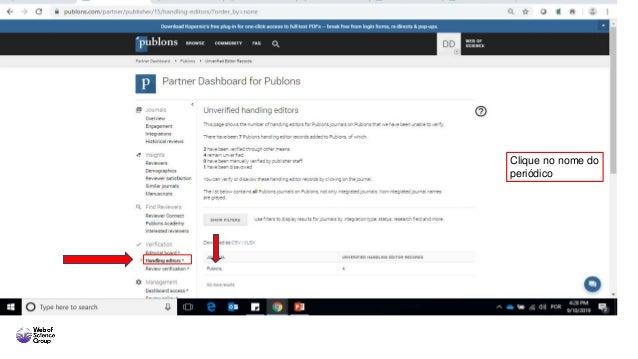 Usuários que tem acesso ao Partner Dashboard