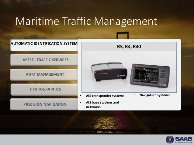 Ais Saab R5 >> Hydrographic and marine software Solutions