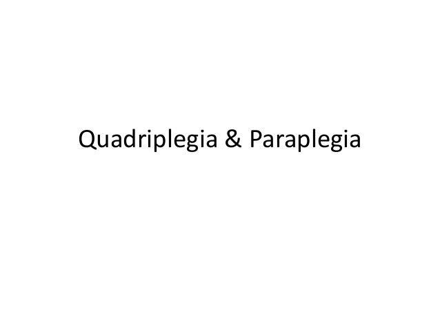 Tetraplegia quadriplegic sexual health