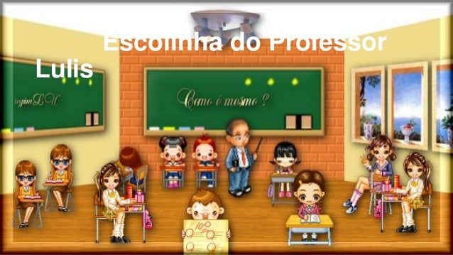 Escolinha do ProfessorLulis