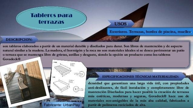 3er Cataloga De Fichas Técnicas