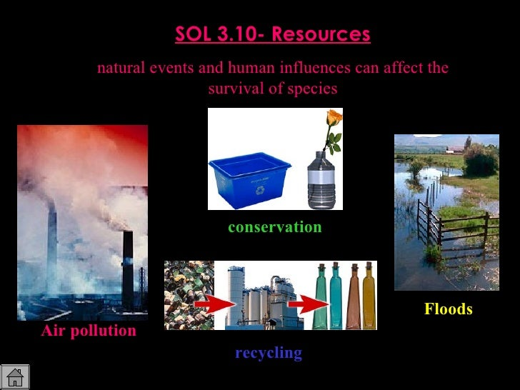 Earth Science Sol Natural Resources