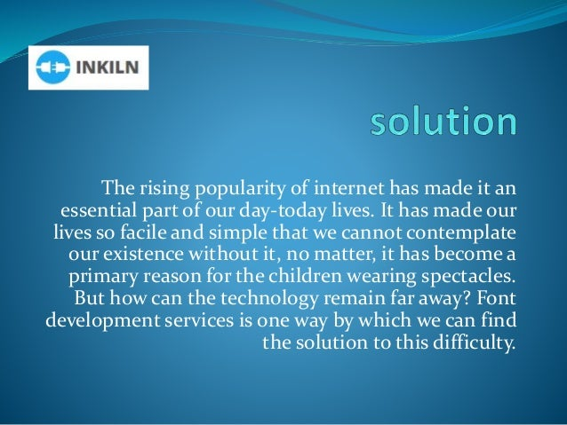 The rising popularity of internet has made it an essential part of our day-today lives. It has made our lives so facile an...