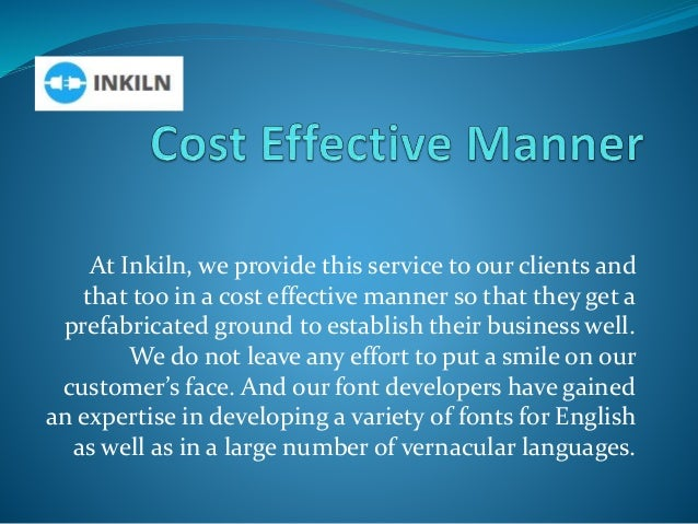 At Inkiln, we provide this service to our clients and that too in a cost effective manner so that they get a prefabricated...