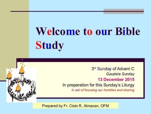 Downloadable Advent Bible Studies - search.cph.org