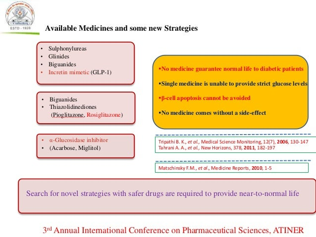 3rd annual international conference on pharmaceutical sciences
