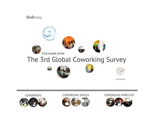 Global Coworking Survey 2012
