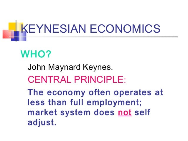 a comparison of the classical and keynesian thoughts Keynesian vs classical economics fiscal and monetary policy unit important things to know study play classical economics the theory that free markets operate under the laws of supply and demand and can and will regulate themselves keynesian versus classical.